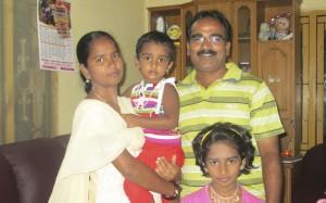 Pastor Joseph family